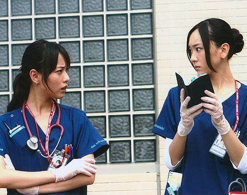 currently watching japan drama code blue 2 skimmedmilkdrama