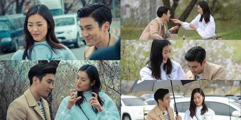 We are in Love - ep 2 Siwon and Liu Wen 10