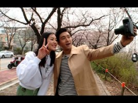 We are in Love - ep 2 Siwon and Liu Wen 3