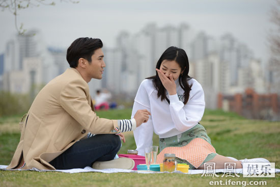 We are in Love - ep 2 Siwon and Liu Wen 8