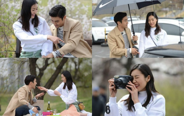We are in Love - ep 2 Siwon and Liu Wen 9