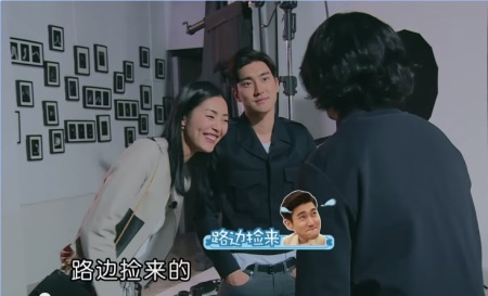 We are in Love Ep 3 Siwon Liuwen 10