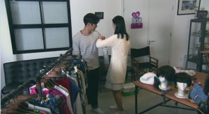 We are in Love Ep 3 Siwon Liuwen 16