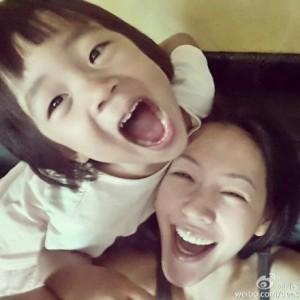 @小S: 我和我的寶貝~