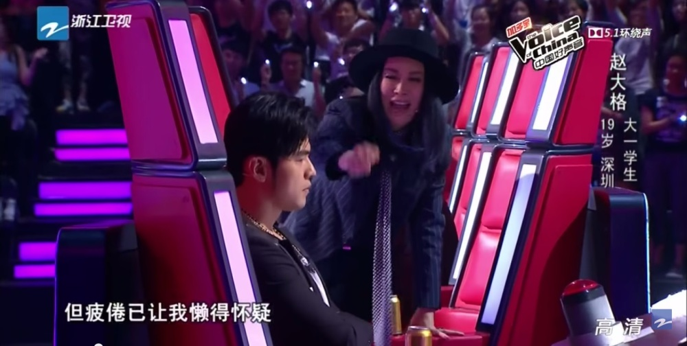 [Recap] C-Variety Show: The Voice of China Season 4 中国好声音 第四季 Episode 2 (Part I) (5/6)