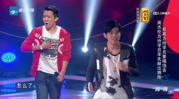 Contestant 6 - Michael Liu 2