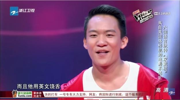 Contestant 6 - Michael Liu