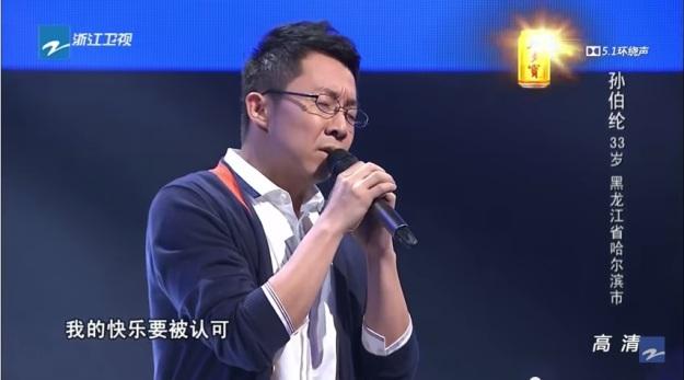 Contestant 7 - Sun Bolun 1