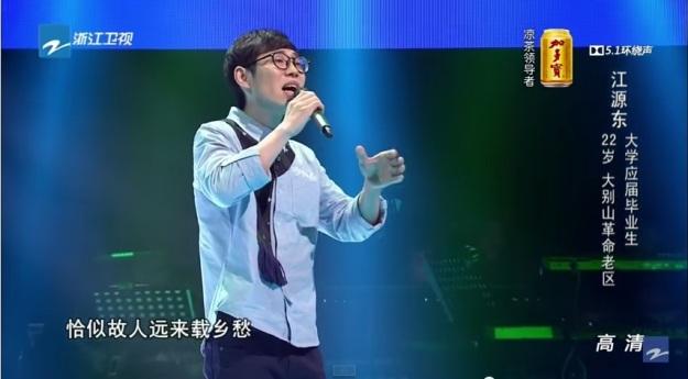 Contestant 8 - Jiang Yuan Dong 2
