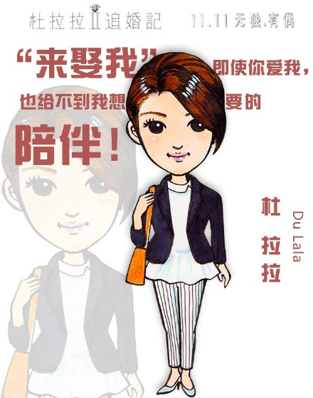 Ariel Lin as Du Lala chibi!
