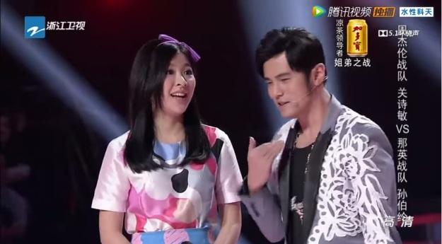 Voice of China S4 Ep 10 Battle 4 Guan Shimin vs Sun Bo Lun