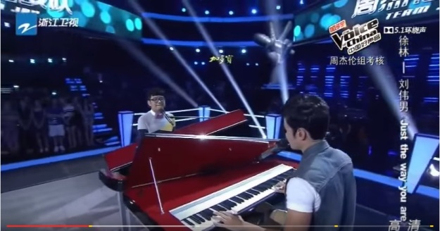 Voice of China S4 Ep 8 Battle 6 Will Jay vs Xu Lin