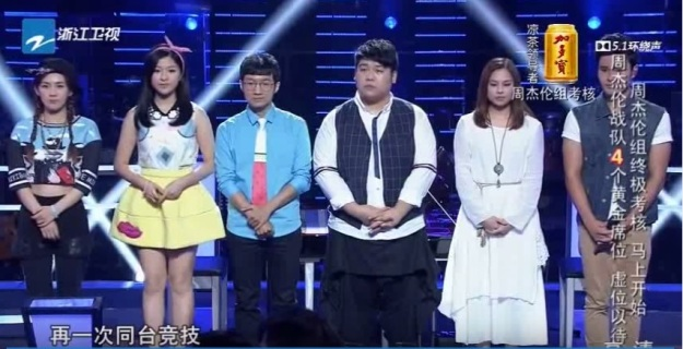 Voice of China S4 Ep 8 Duel TIME