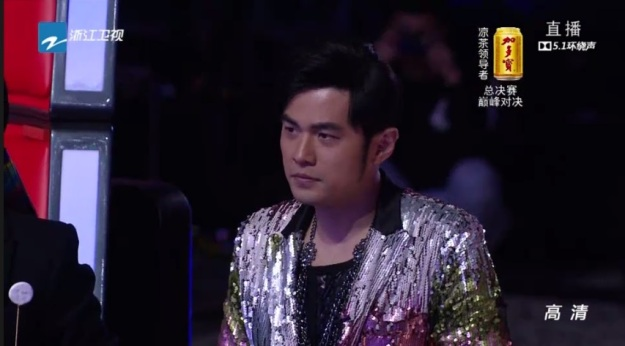 22 Voice of China S4 Ep 13 jay chou