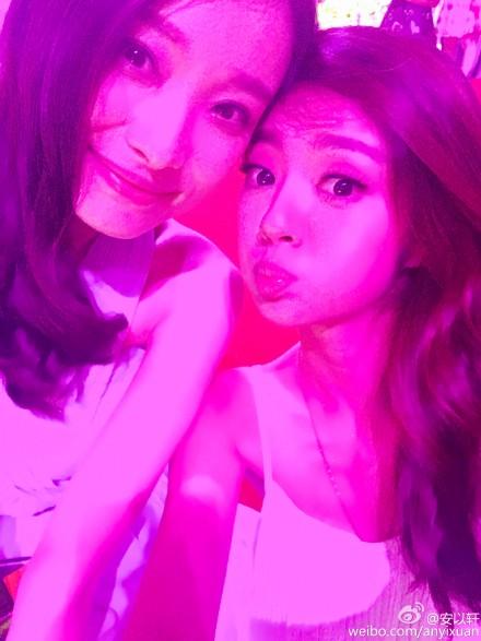 Ady with Ni Ni