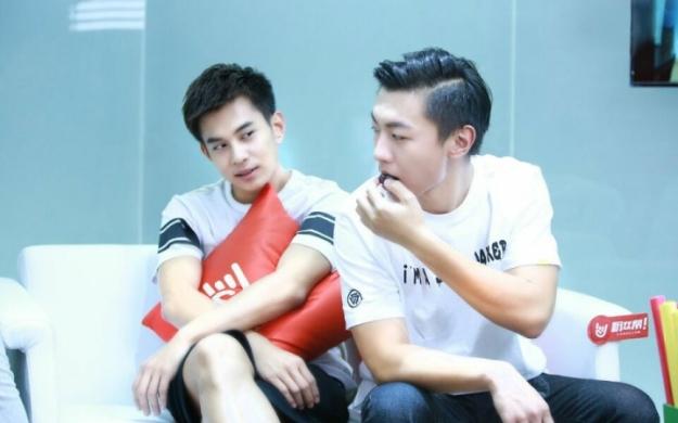 逆袭之爱上情敌 Chi Cheng and Wu Suowei - Wang Qing and Da Yu 4