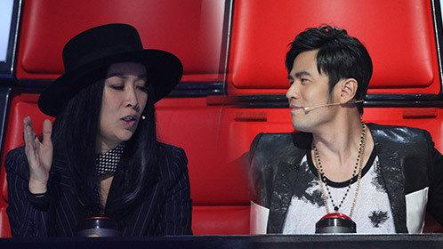 Voice of China Season 4 Sister Brother Alliance Jay Chou Na Ying