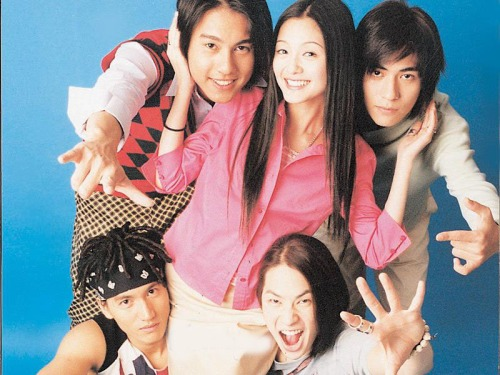 Barbie Hsu Jerry Yan Vic Chou