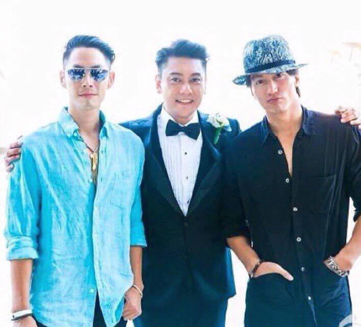 [NEWS] Jerry Yan And Van Ness Wu In Ken Chu's Wedding In